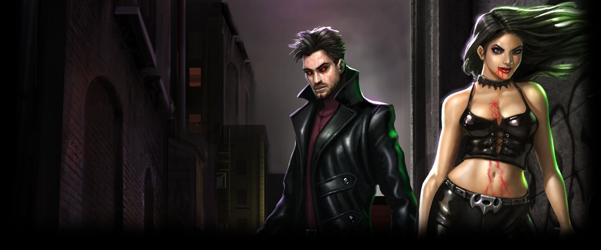 3 BloodLust Shadowhunter HD Wallpapers | Backgrounds