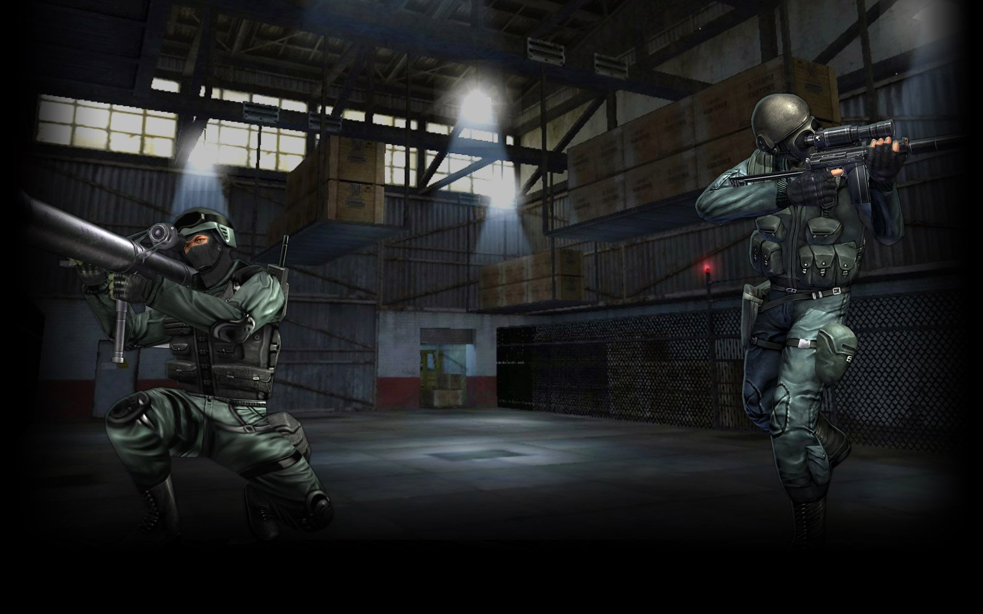 Counter Strike Nexon Zombies Fondo De Pantalla Hd Fondo