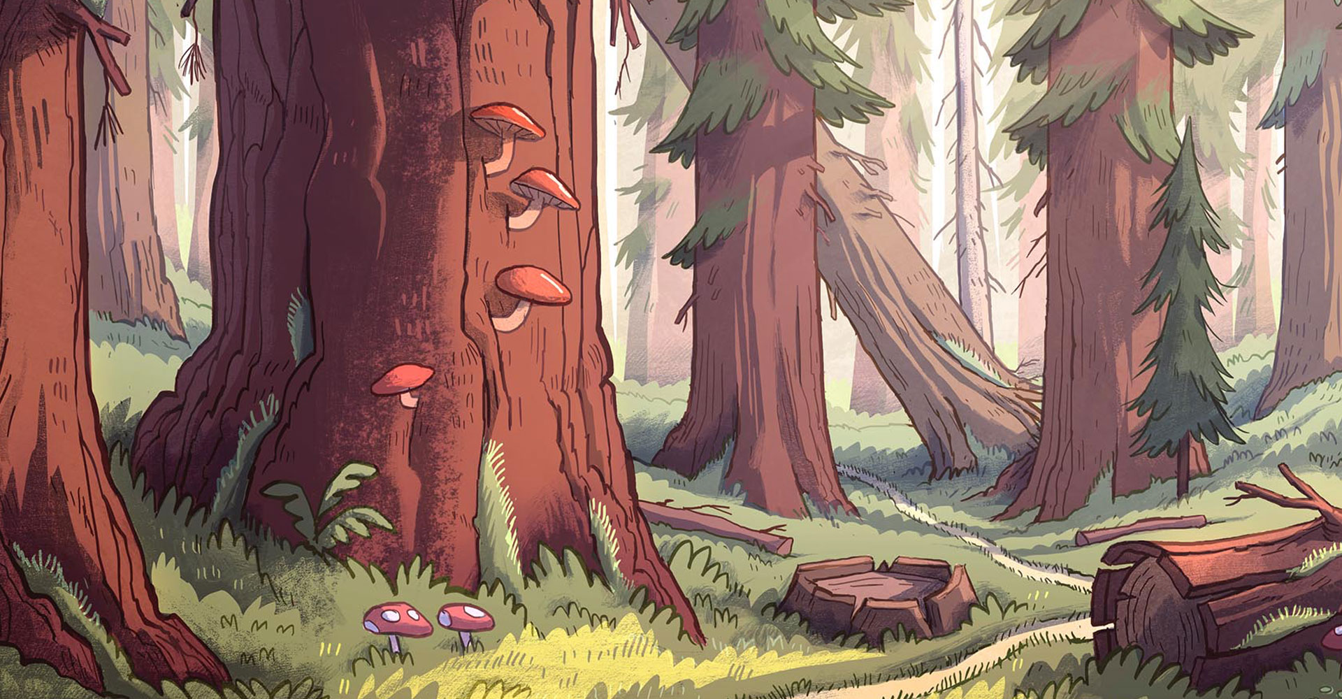 Gravity Falls Wallpaper and Background Image | 1920x1000 ...