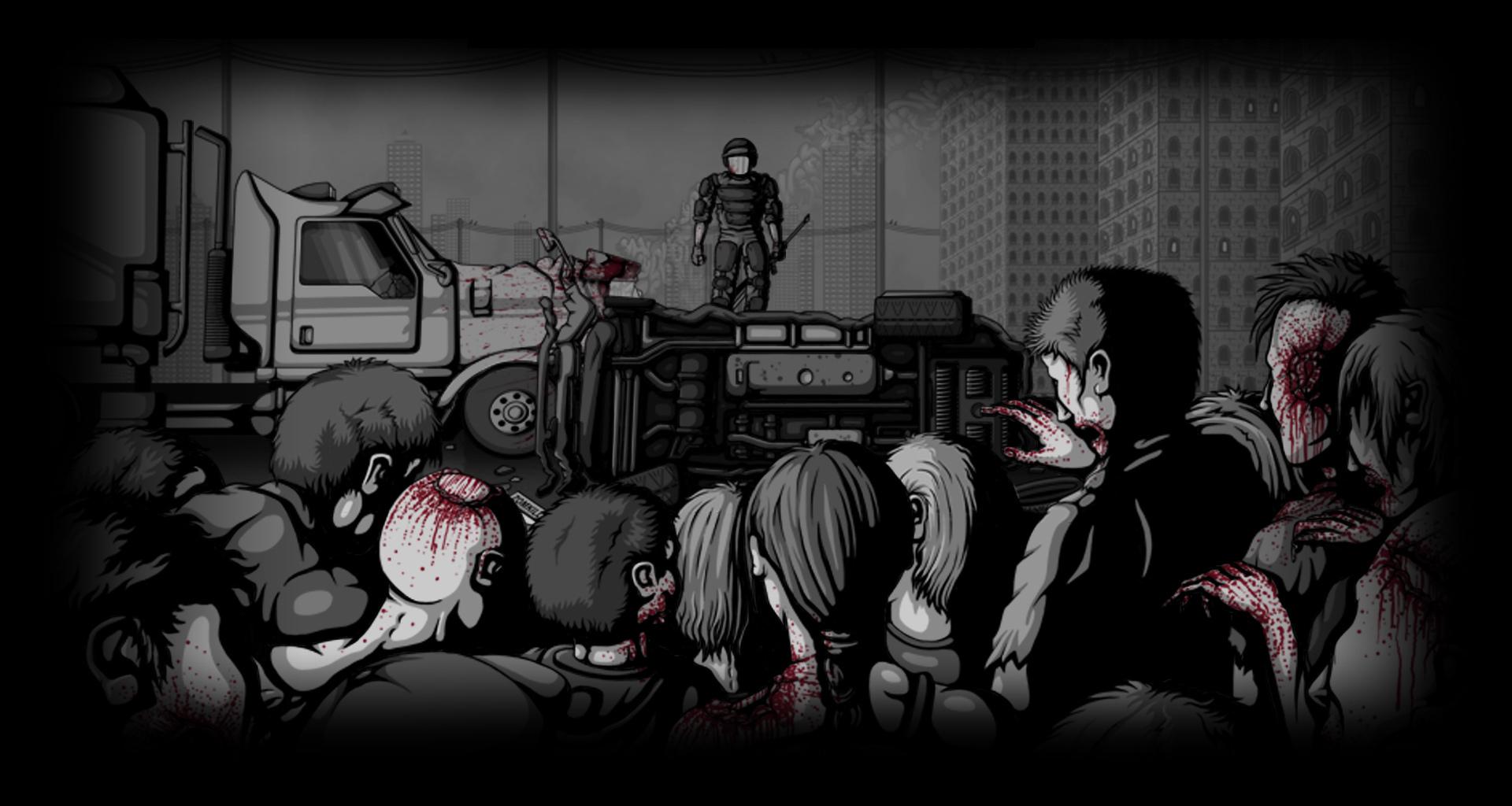 omg zombies fondo de pantalla and fondo de escritorio