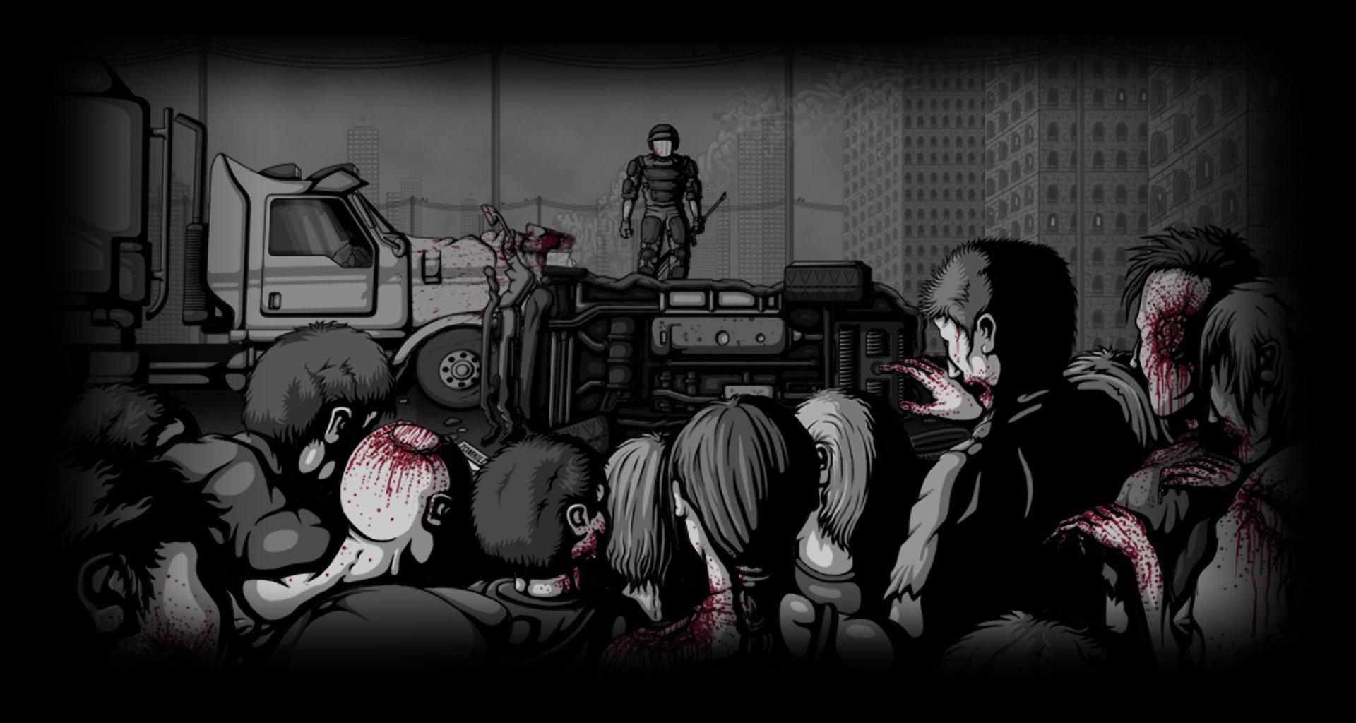Fondos De Pantalla De Quikis: OMG Zombies! Fondo De Pantalla And Fondo De Escritorio