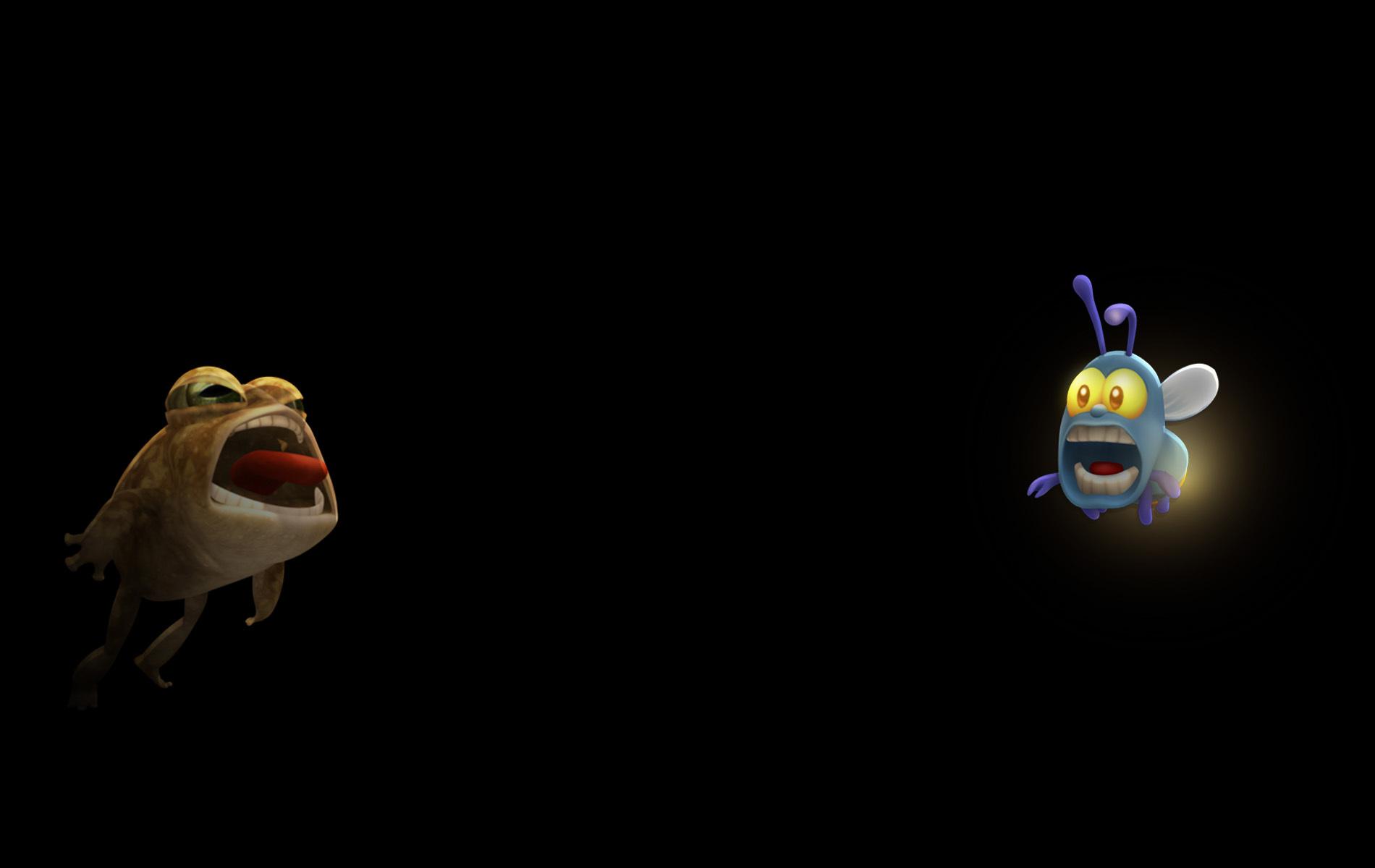 video game shiny the firefly bakgrund