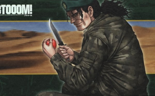 Anime Btooom! Masashi Miyamoto HD Wallpaper   Background Image