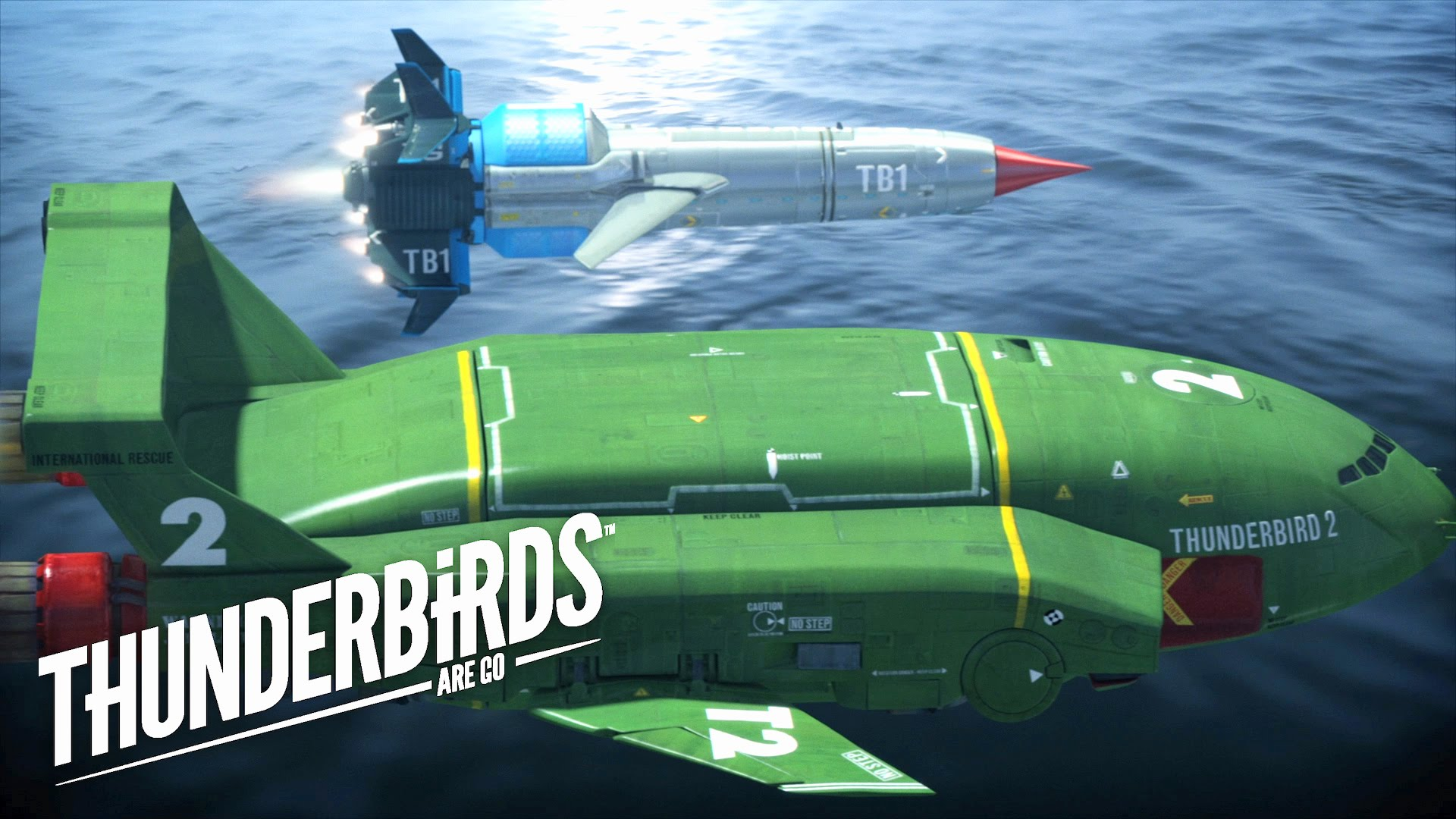 thunderbirds images wallpapers hd - photo #21
