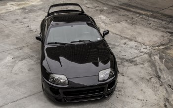 86 Toyota Supra Hd Wallpapers Background Images Wallpaper Abyss