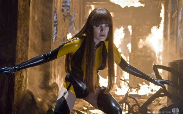Movie Watchmen Silk Spectre Malin Akerman HD Wallpaper | Background Image