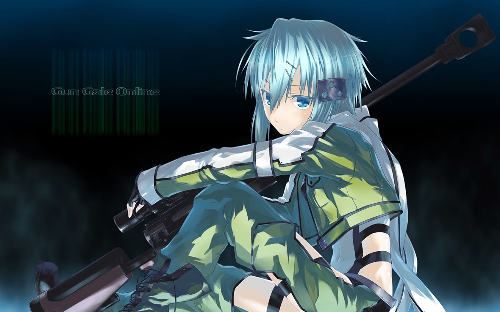Sinon Wallpaper And Background Image