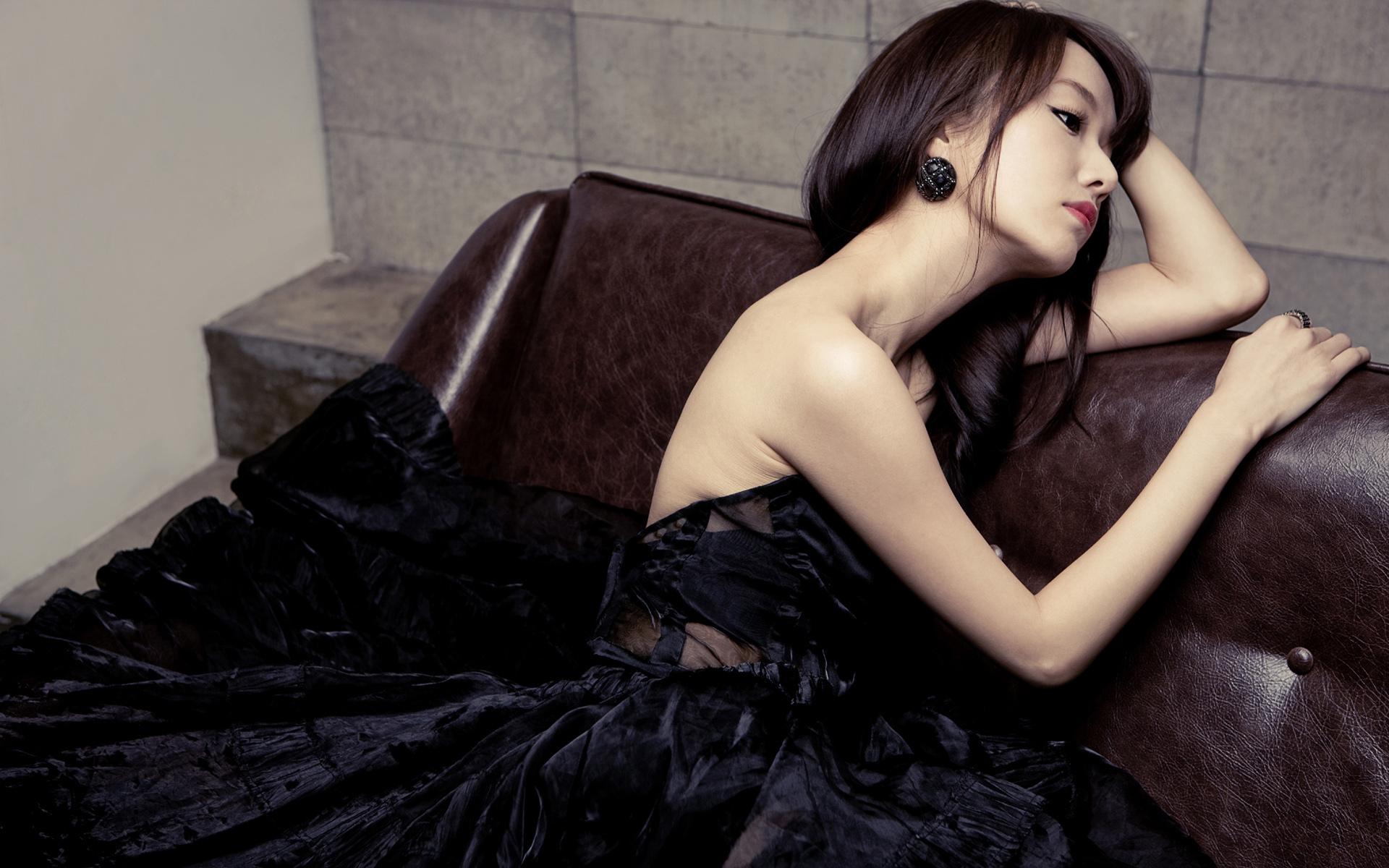 Black dress korean - Black Dress Korean 21