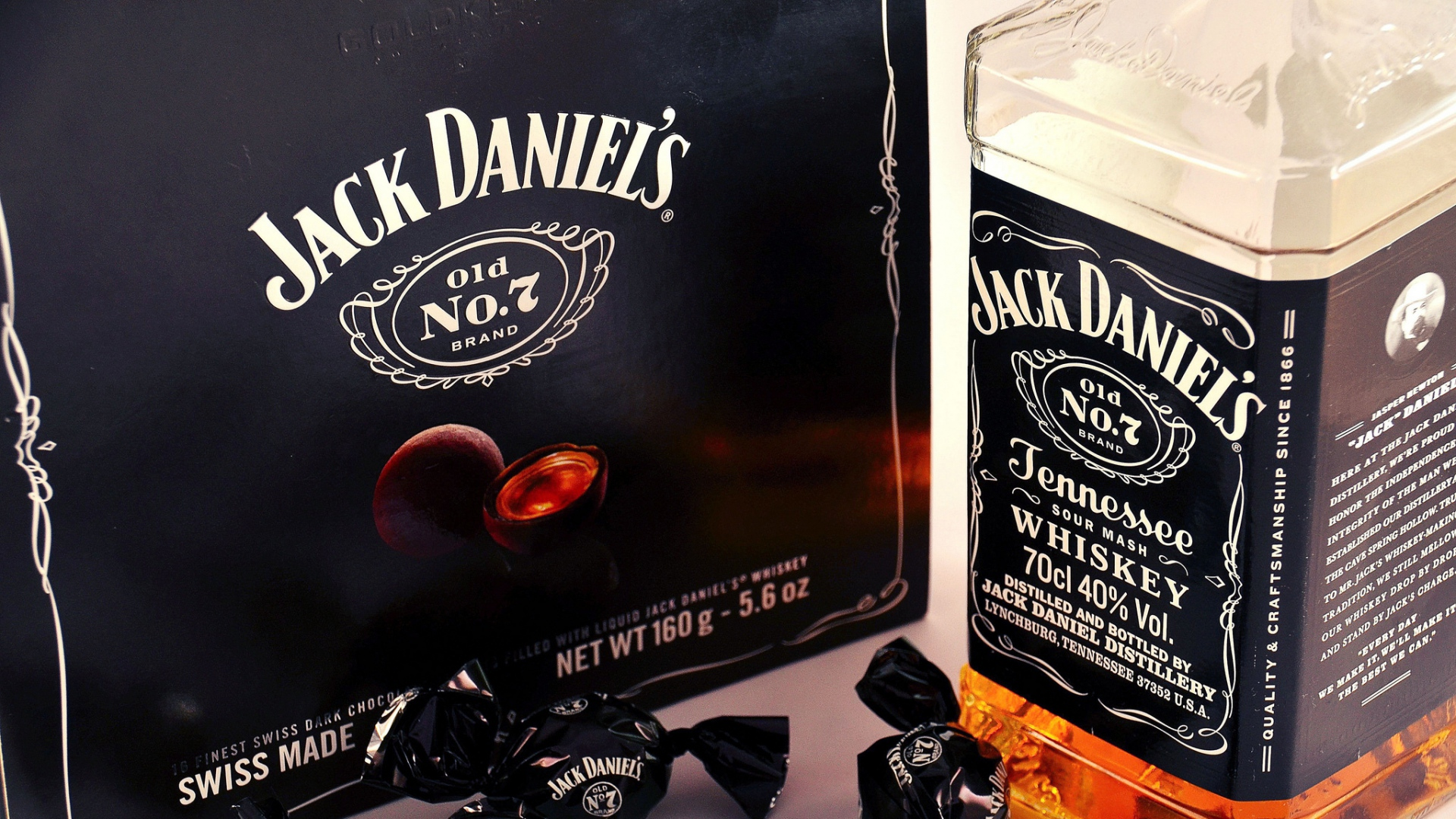Jack Daniels HD Wallpaper
