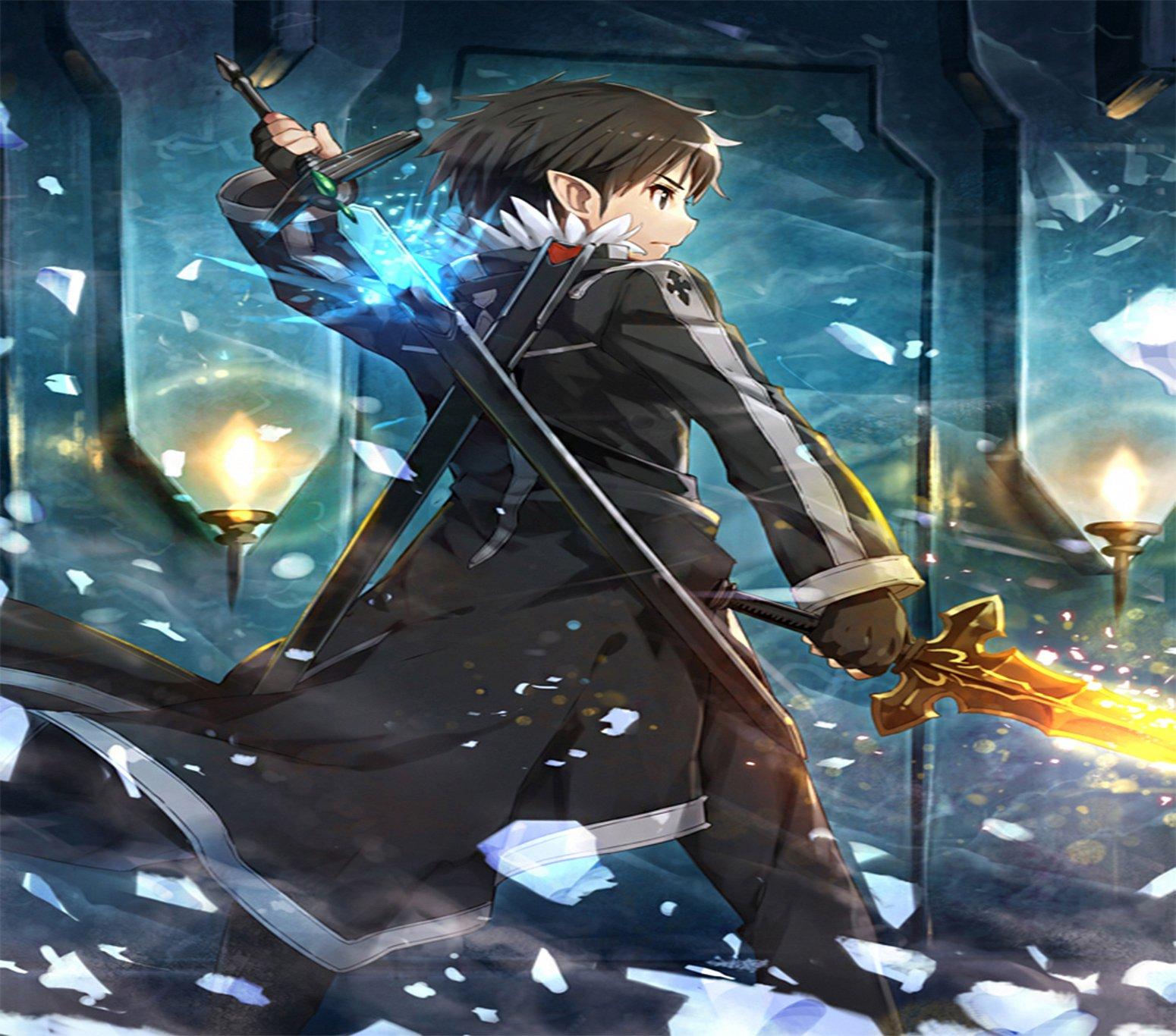 Online Wallpaper: Kirito Wallpaper And Background Image