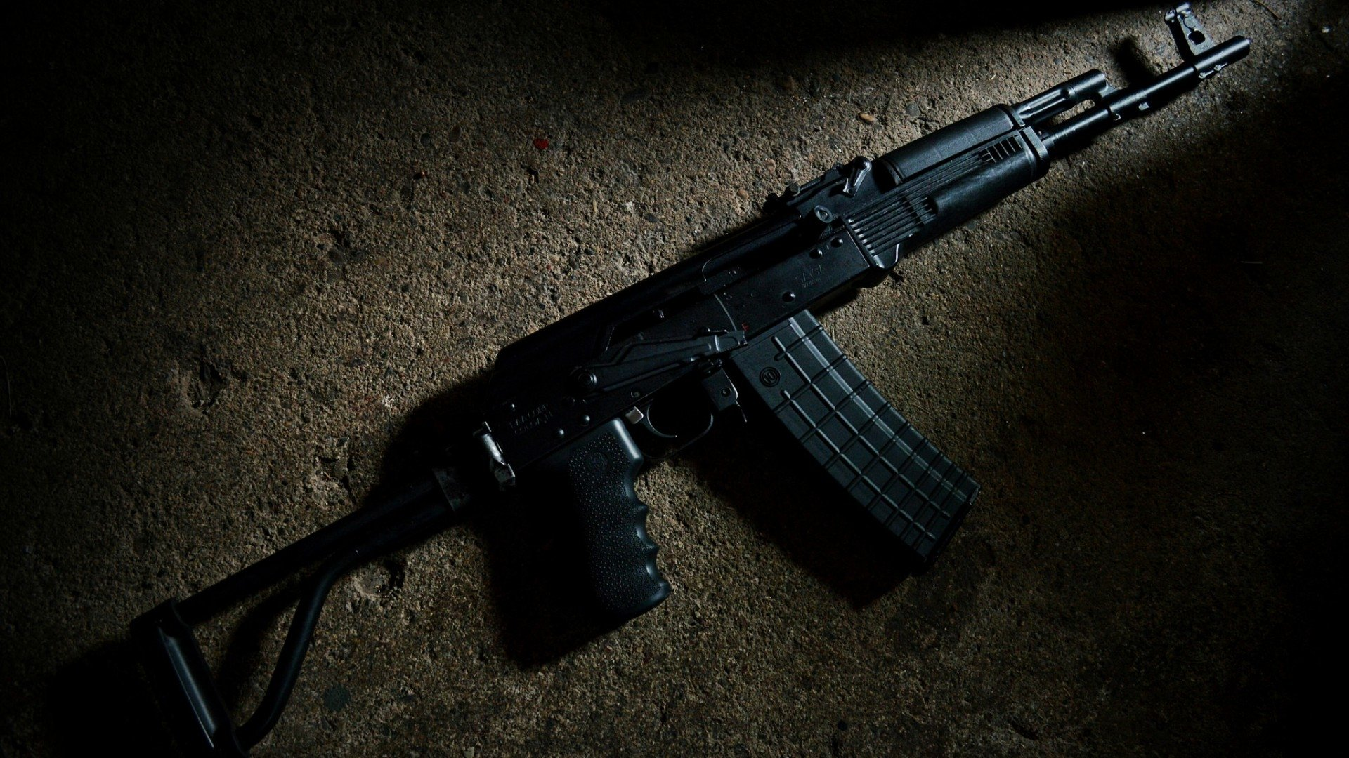 Ak 47 Wallpaper: AK-47 HD Wallpaper