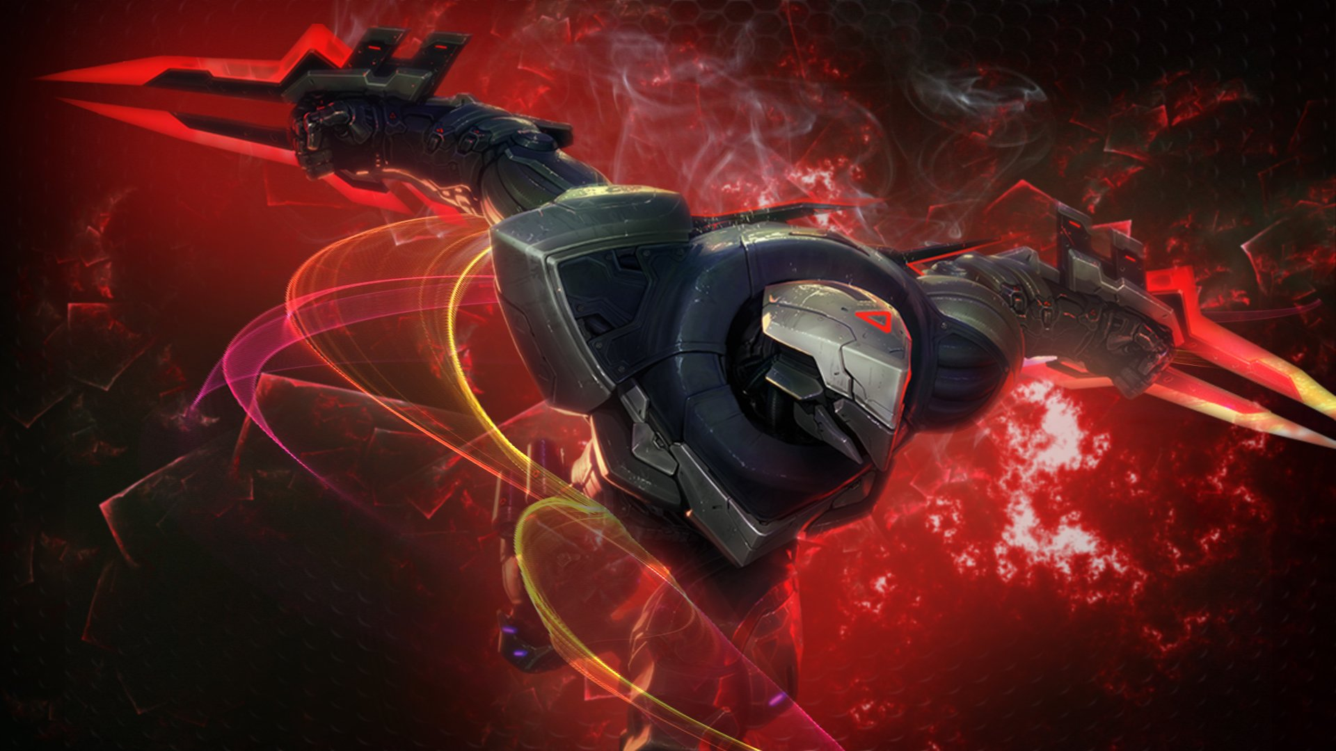 Zed Galaxy Slayer Wallpaper Hd 4k: League Of Legends HD Wallpaper