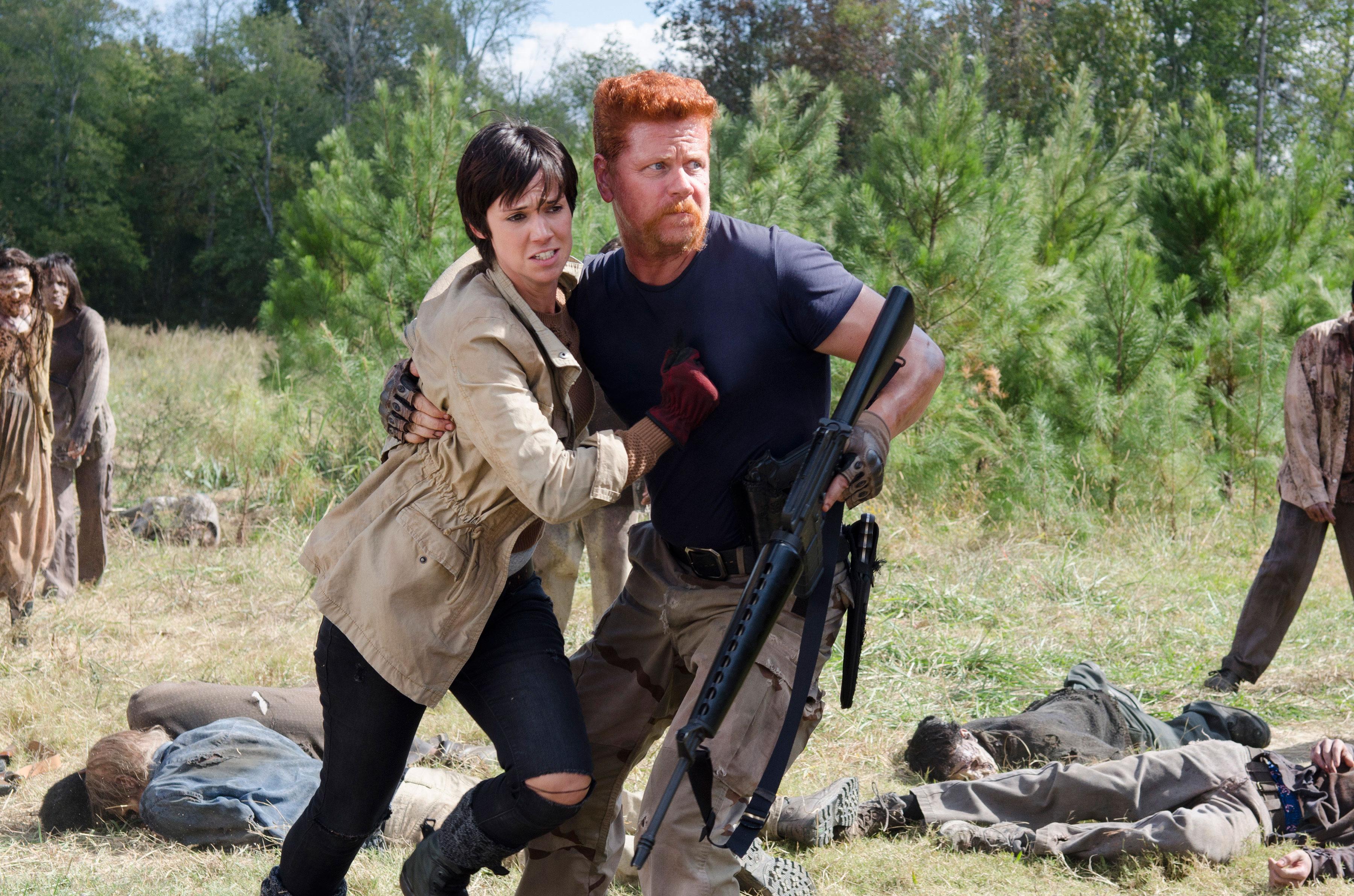 The Walking Dead Season 5 Abraham Hd Wallpaper Background