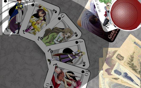 Anime Code Geass C.C. Kallen Kōzuki Lelouch Lamperouge Suzaku Kururugi Nunnally Lamperouge Clovis la Britannia HD Wallpaper   Background Image