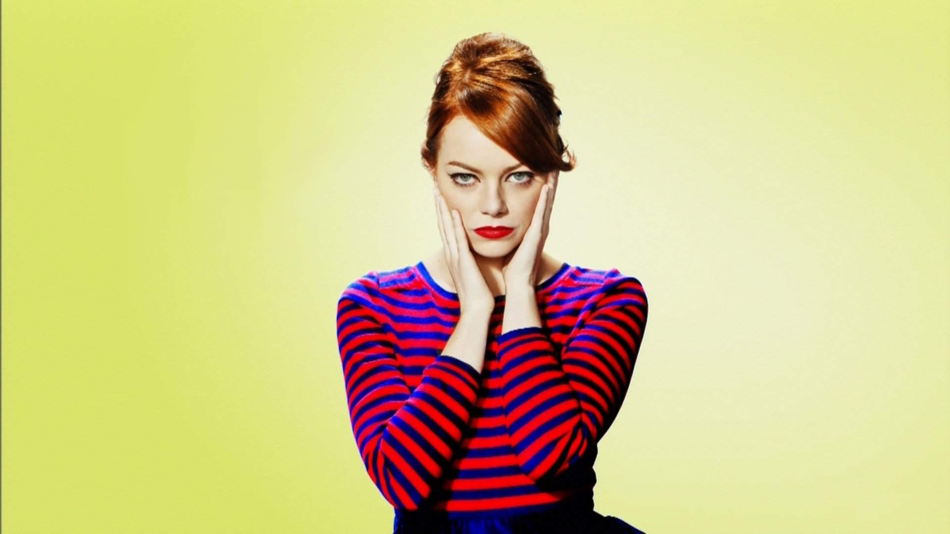 Celebrity - Emma Stone  Wallpaper