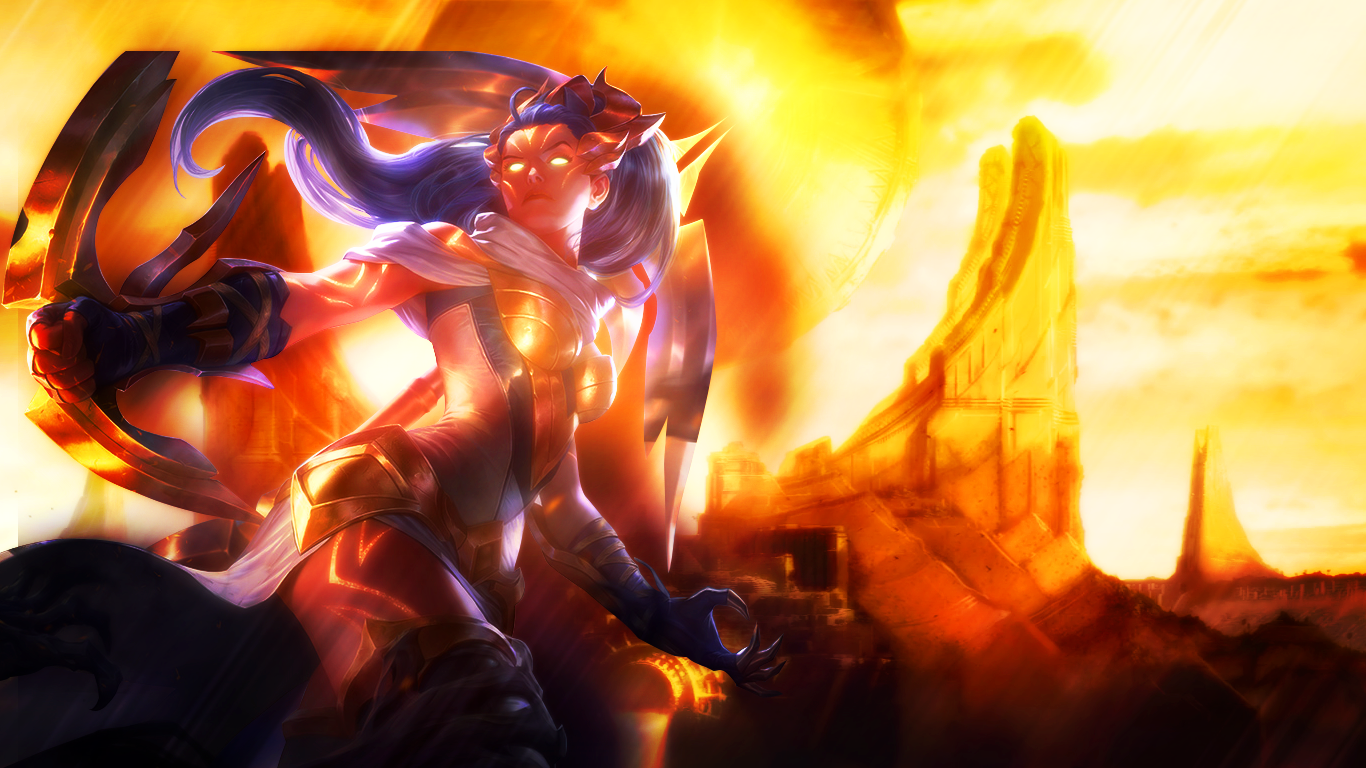 League of Legends Vayne Wallpaper and Background ...