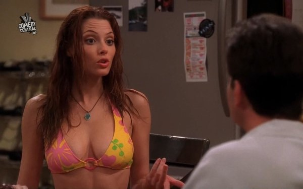 TV Show Two and a Half Men April Bowlby HD Wallpaper   Background Image