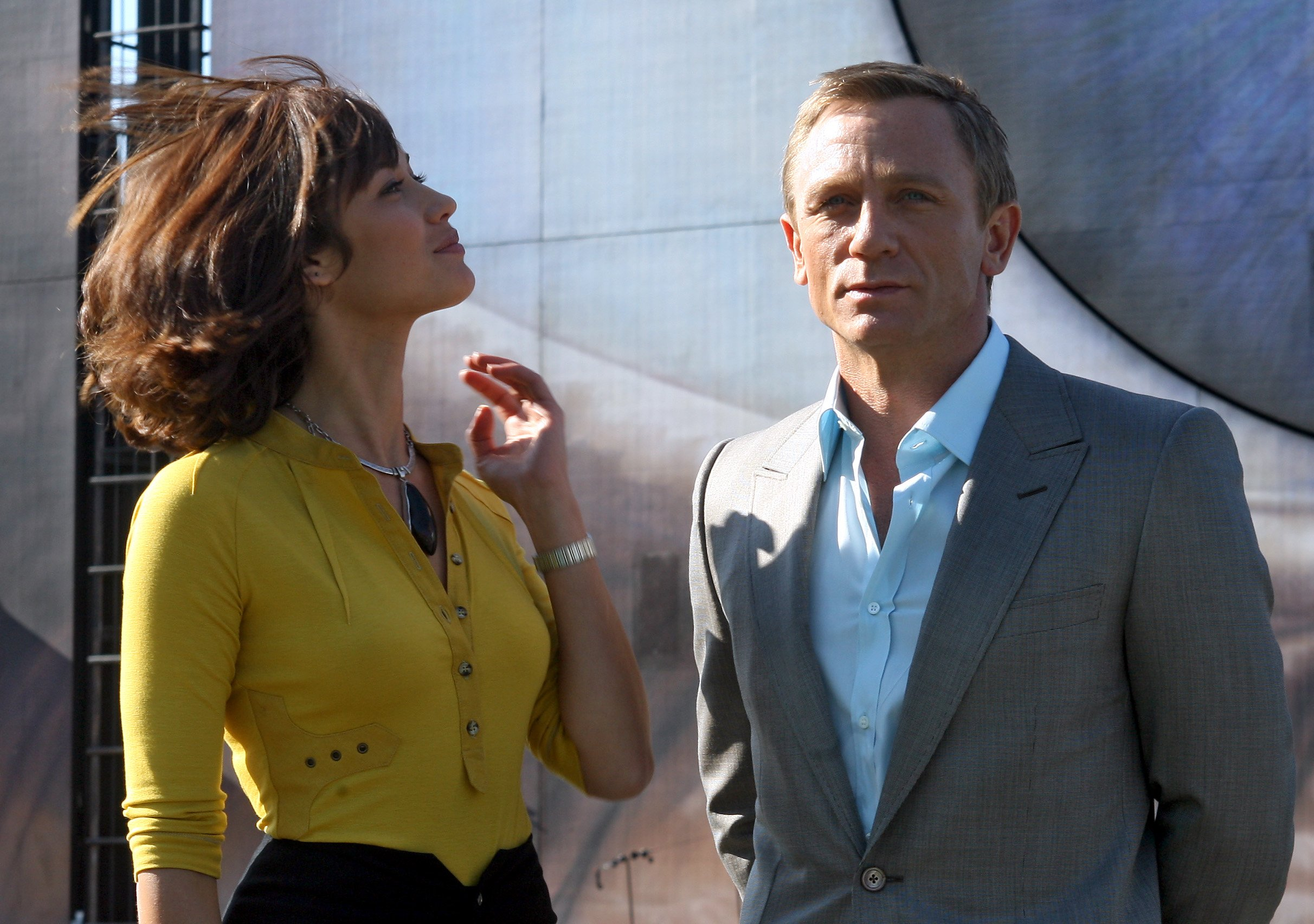 Quantum Of Solace Game Wallpaper Download