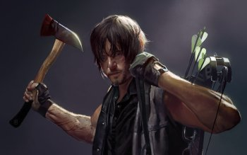 83 Daryl Dixon Hd Wallpapers Background Images Wallpaper
