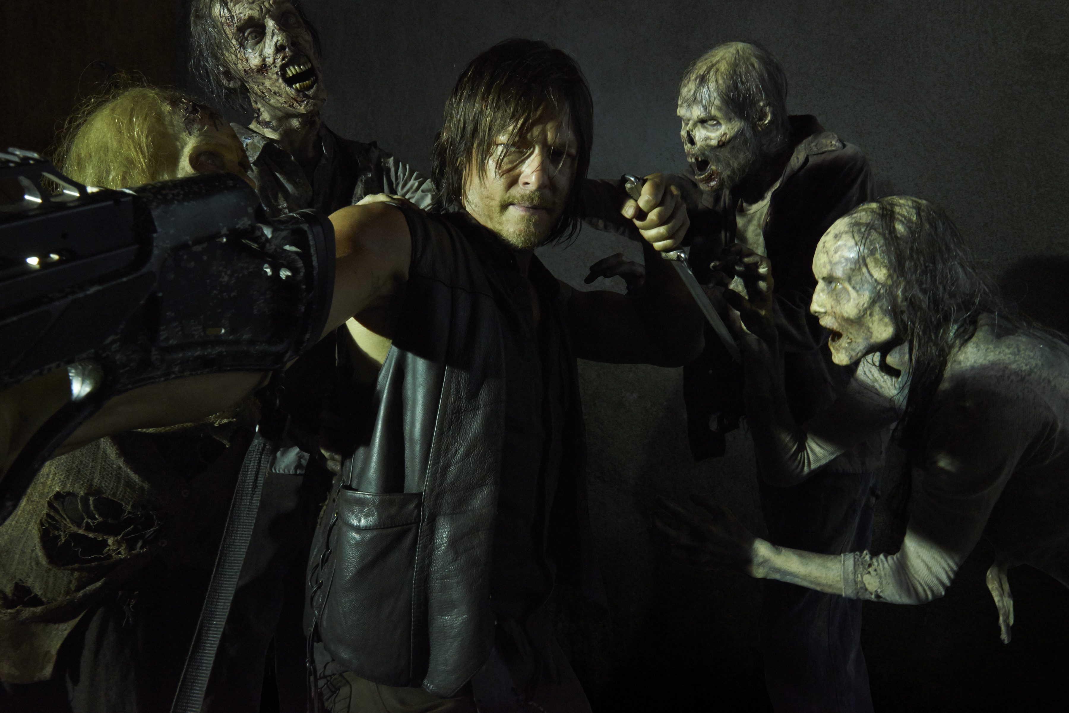 75 Daryl Dixon HD Wallpapers