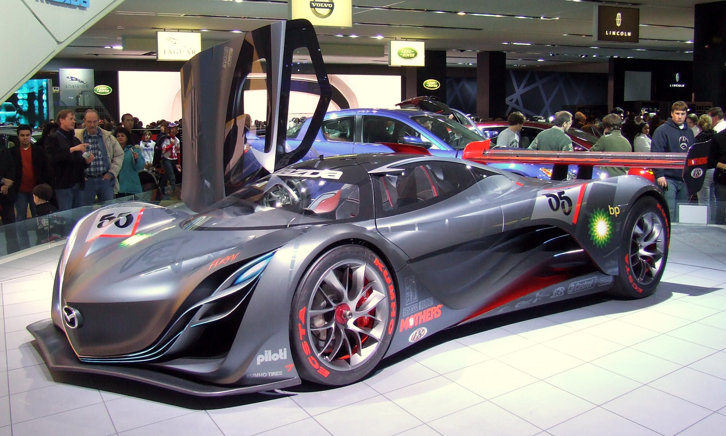 Mazda Furai Vehículos Supercars Hd Fondos De Pantalla: Mazda Furai Fondos De Pantalla, Fondos De Escritorio