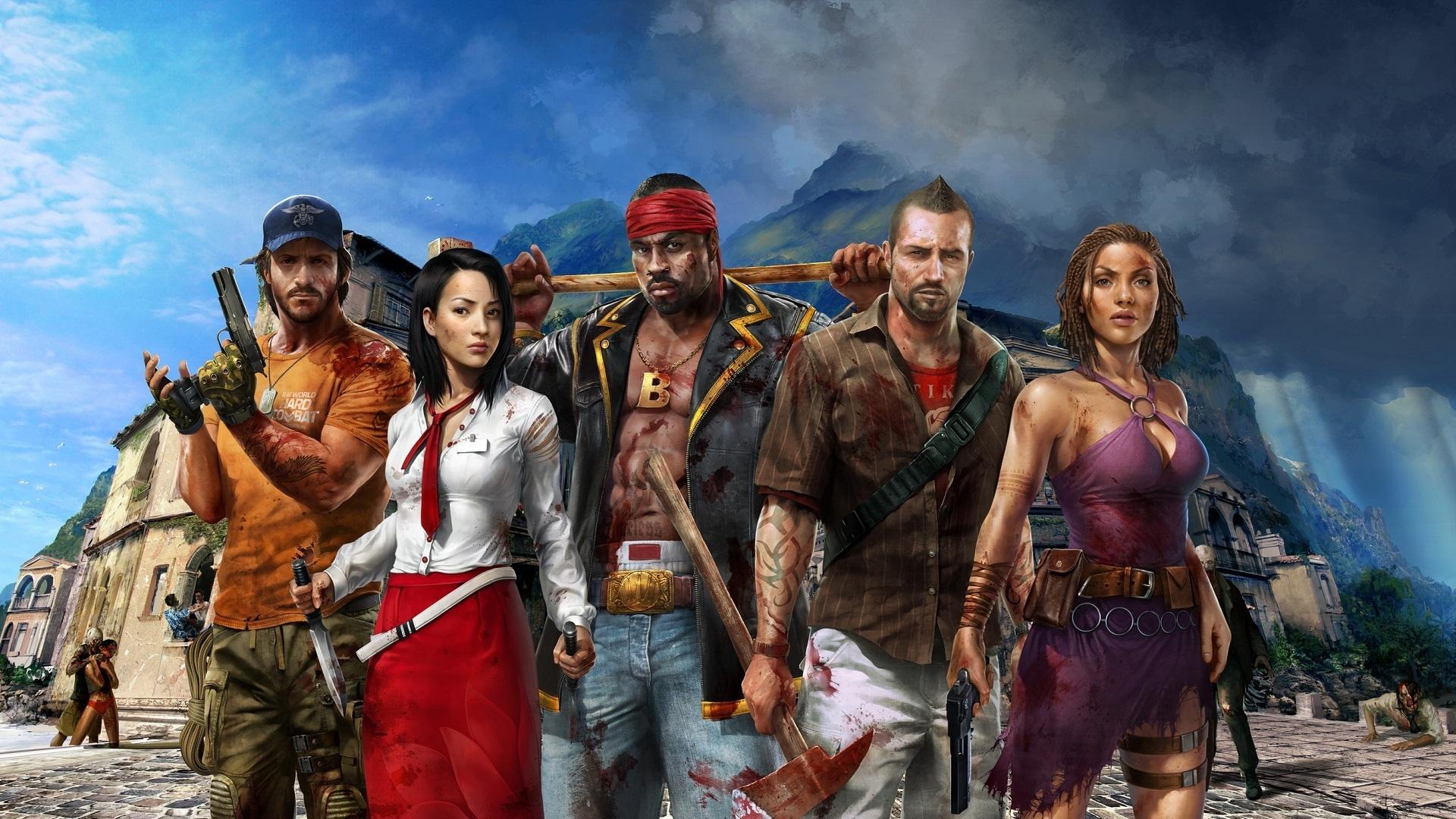 Dead Island Solo Xian
