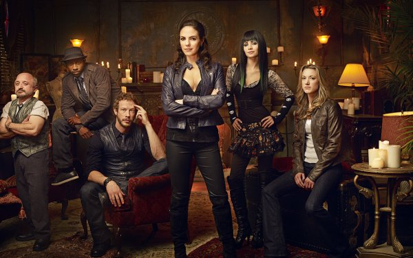 TV Show Lost Girl Cast HD Wallpaper | Background Image