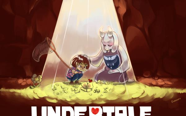 Computerspiele Undertale HD Wallpaper | Hintergrund