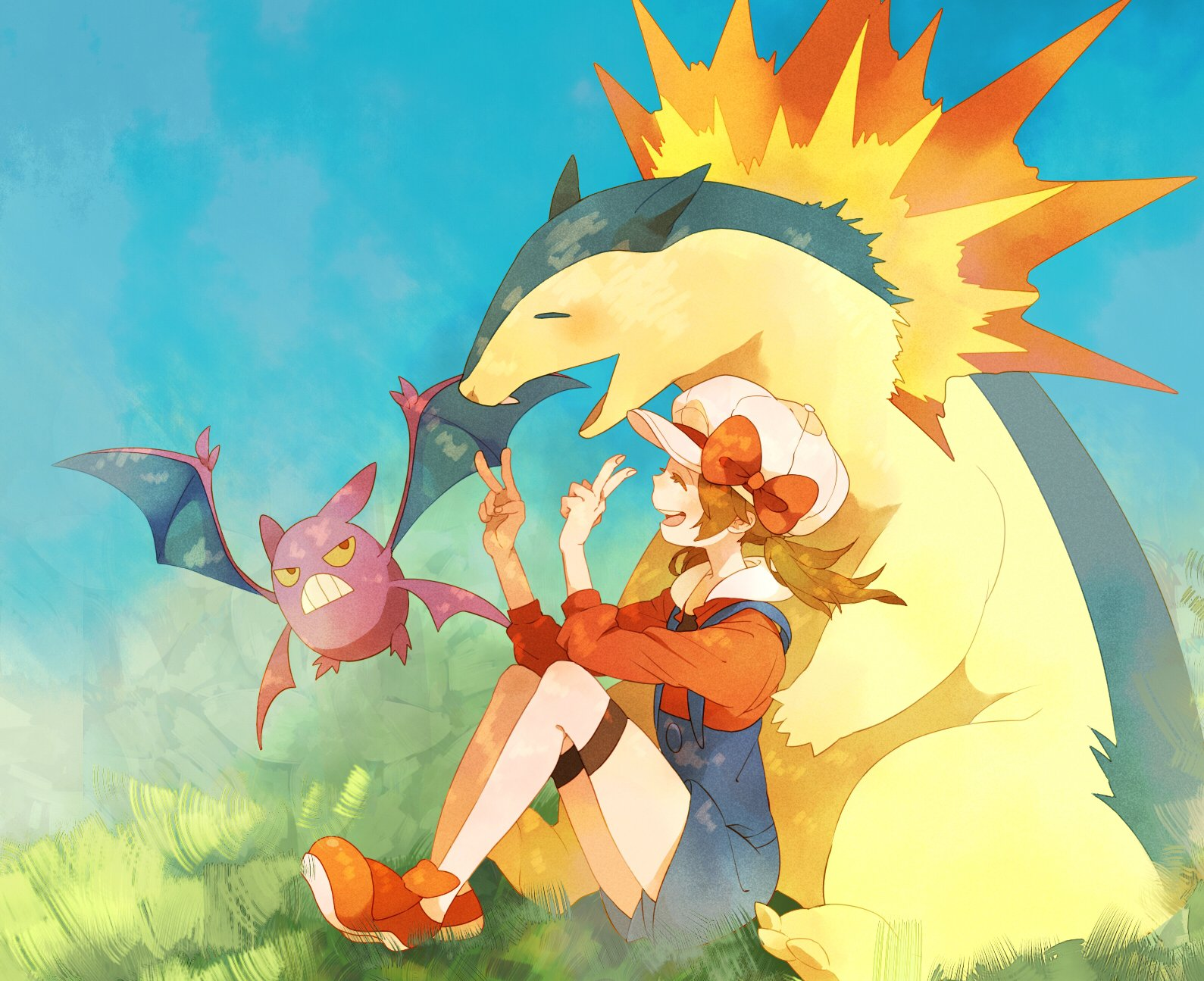 Pokemon Heartgold And Soulsilver Wallpaper And Background Image