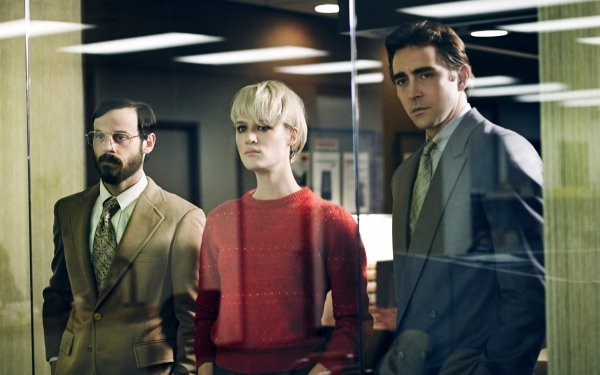 TV Show Halt And Catch Fire Mackenzie Davis Scoot McNairy Lee Pace HD Wallpaper | Background Image