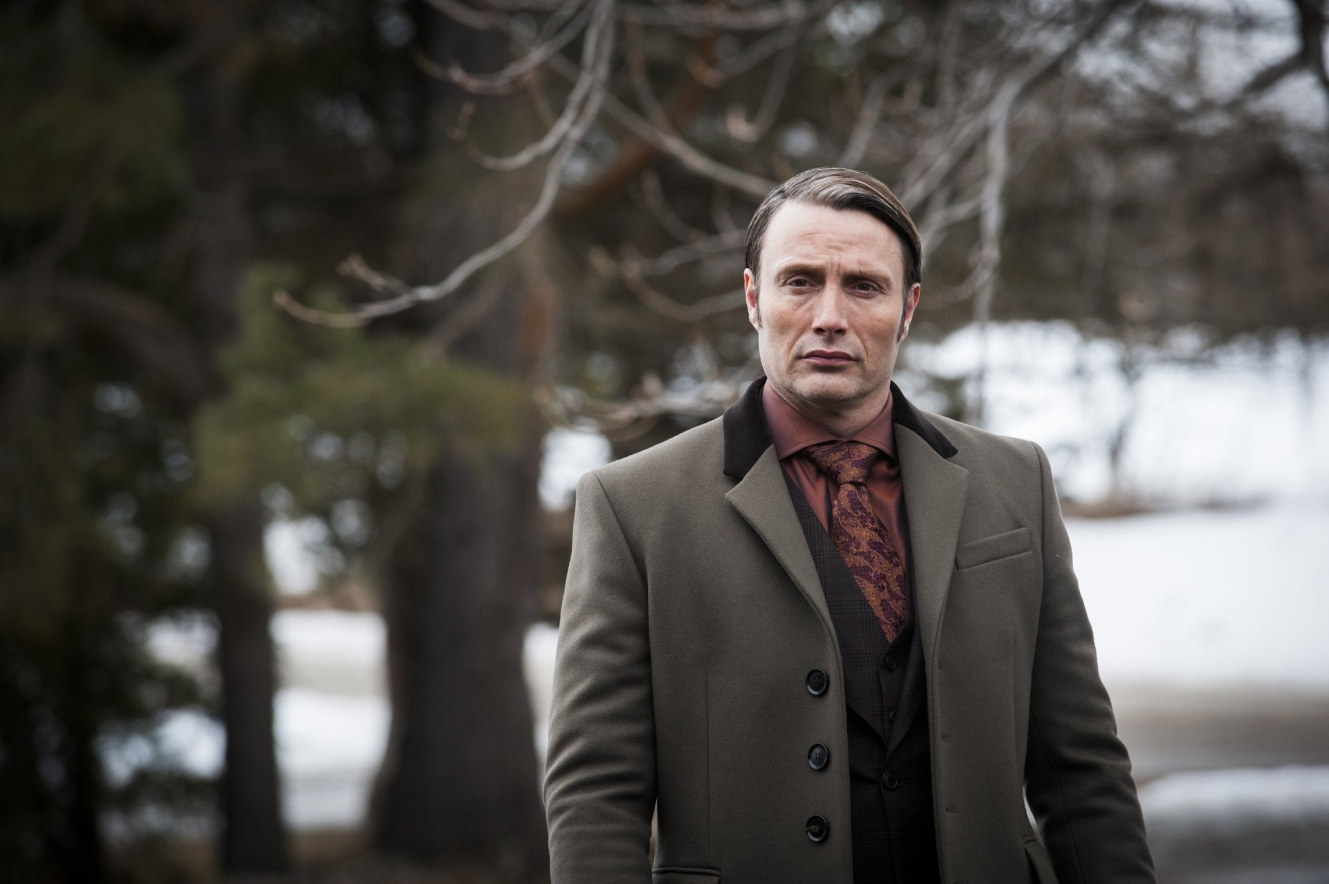 Hannibal HD Wallpaper