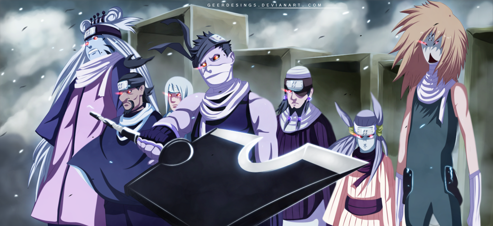 20 Zabuza Momochi Hd Wallpapers Background Images Wallpaper Abyss