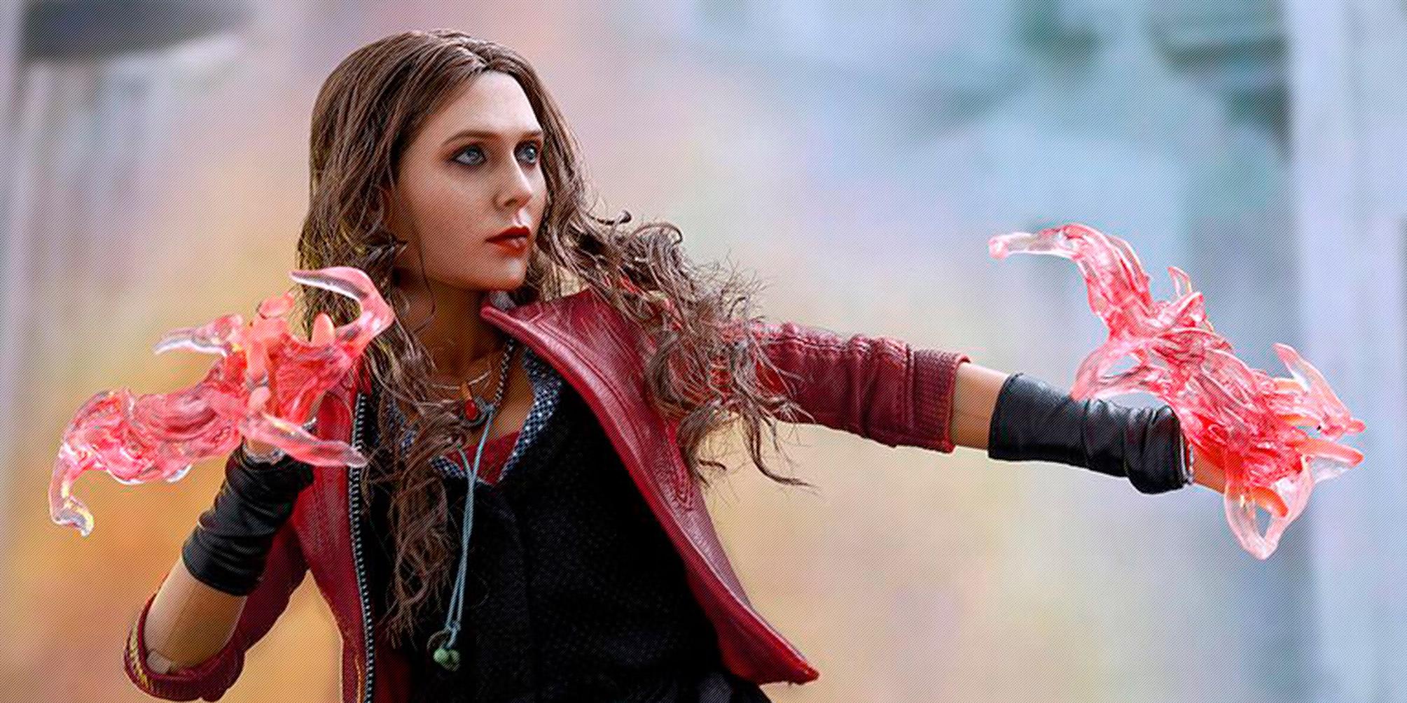 Elizabeth Olsen avengers
