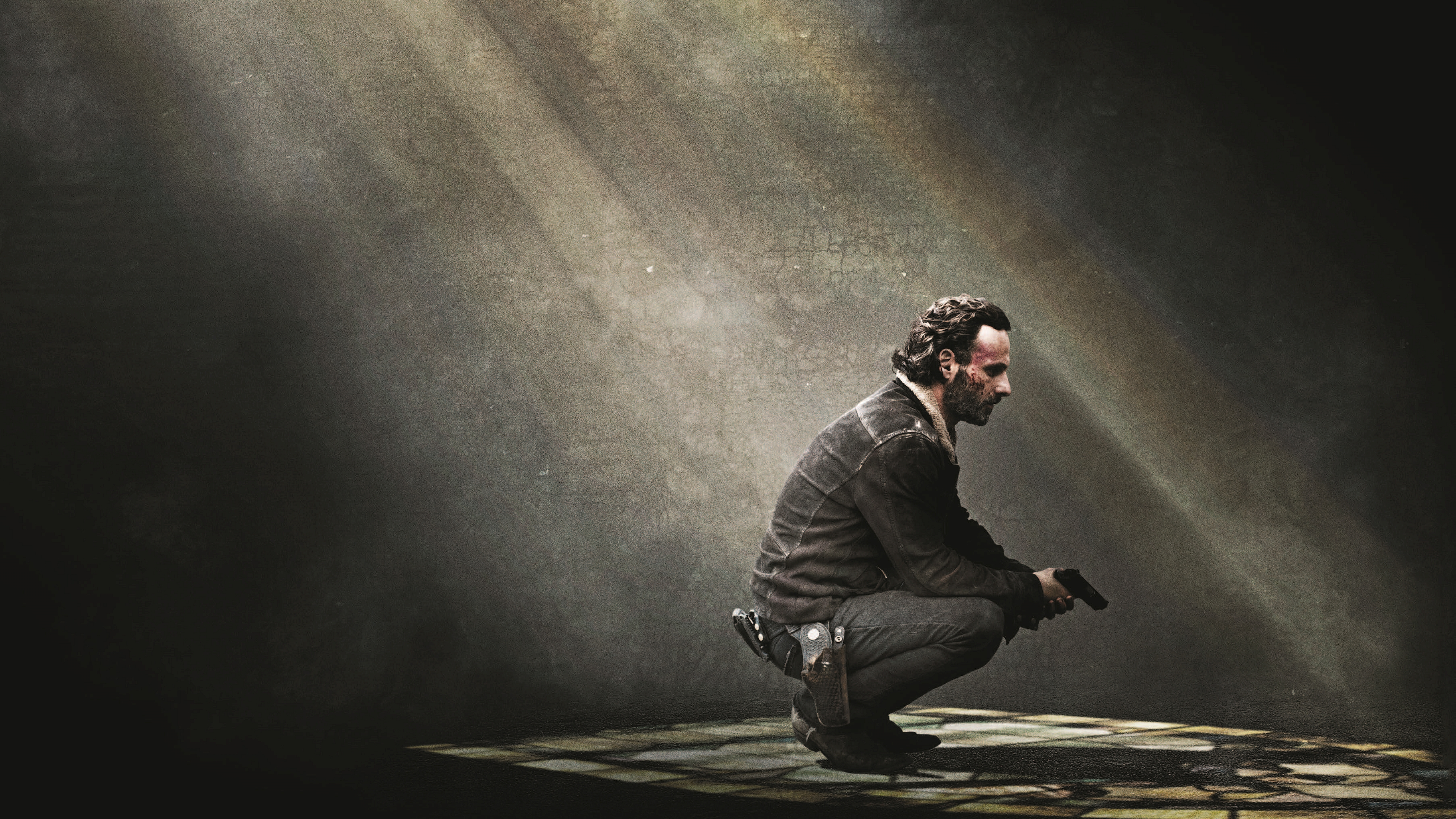 The Walking Dead Hd Wallpaper Background Image 3650x2053 Id