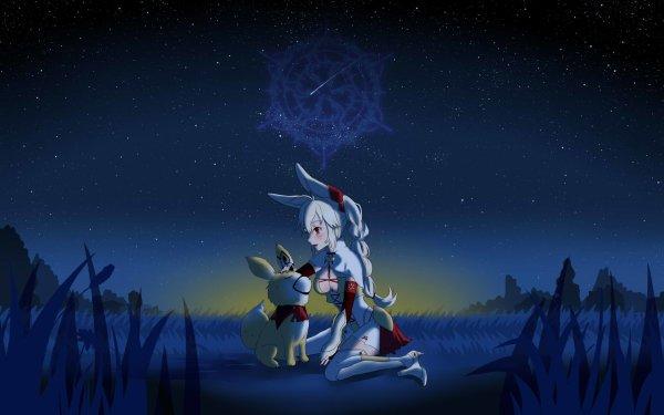 Anime Rokka: Braves of the Six Flowers Nashetania Loei Piena Augustra HD Wallpaper | Background Image