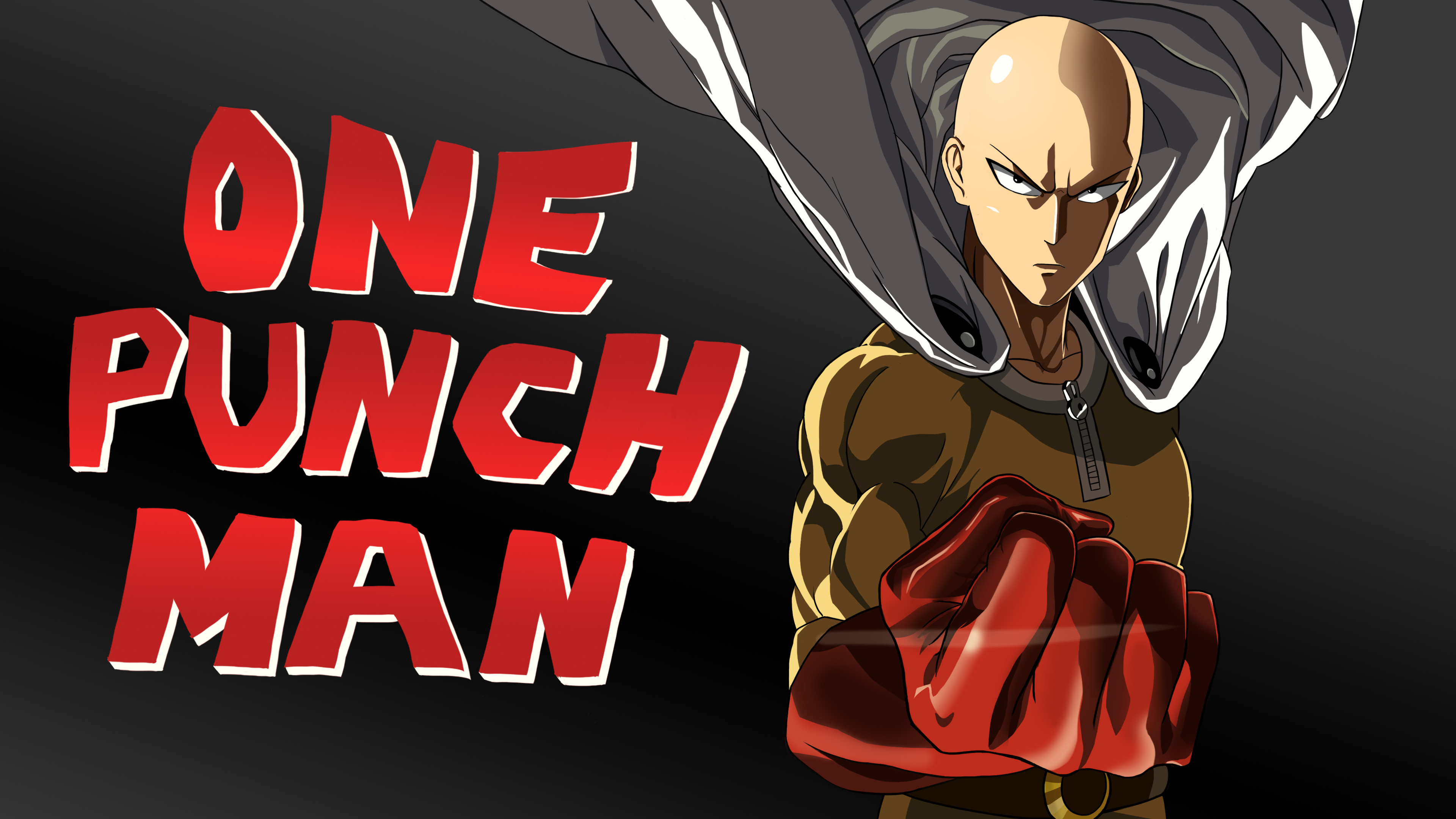 572 E Punch Man HD Wallpapers