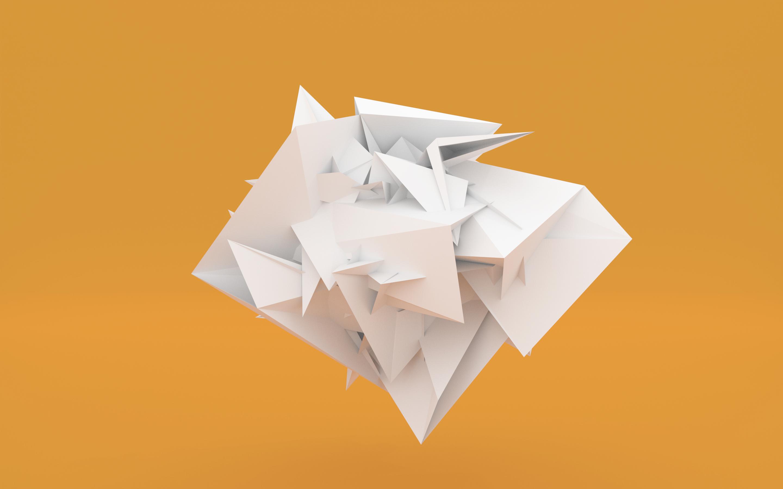 Triangulist HD Wallpaper