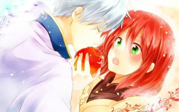 Anime Snow White with the Red Hair Shirayuki Zen Wistalia Clarines HD Wallpaper | Background Image