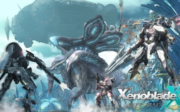 Video Game Xenoblade Chronicles HD Wallpaper | Background Image