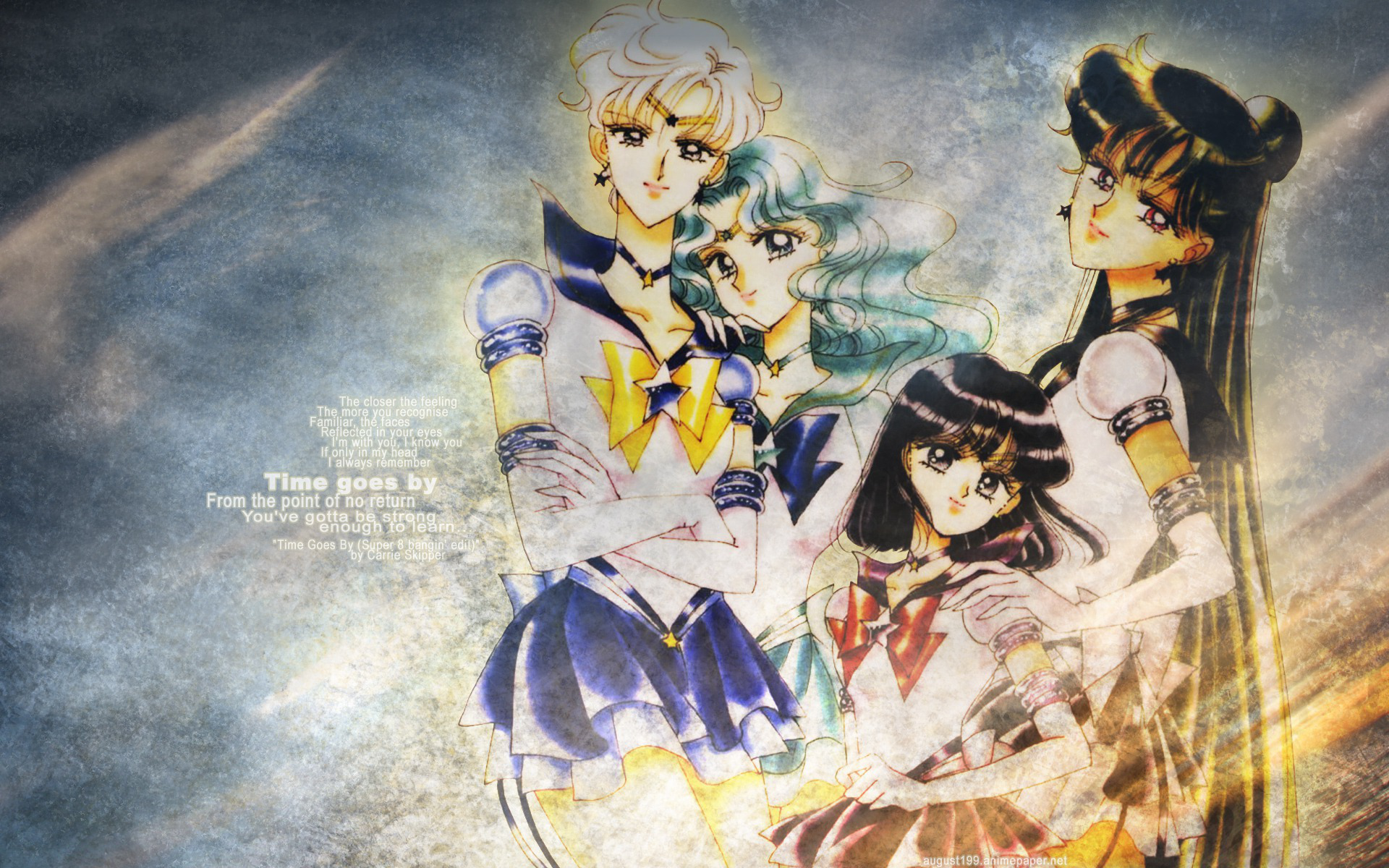 sailor moon live wallpaper
