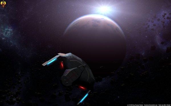 TV Show Star Trek: Deep Space Nine Star Trek Starship HD Wallpaper | Background Image