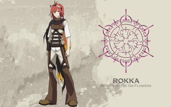 Anime Rokka: Braves of the Six Flowers Adlet Mayer HD Wallpaper | Background Image