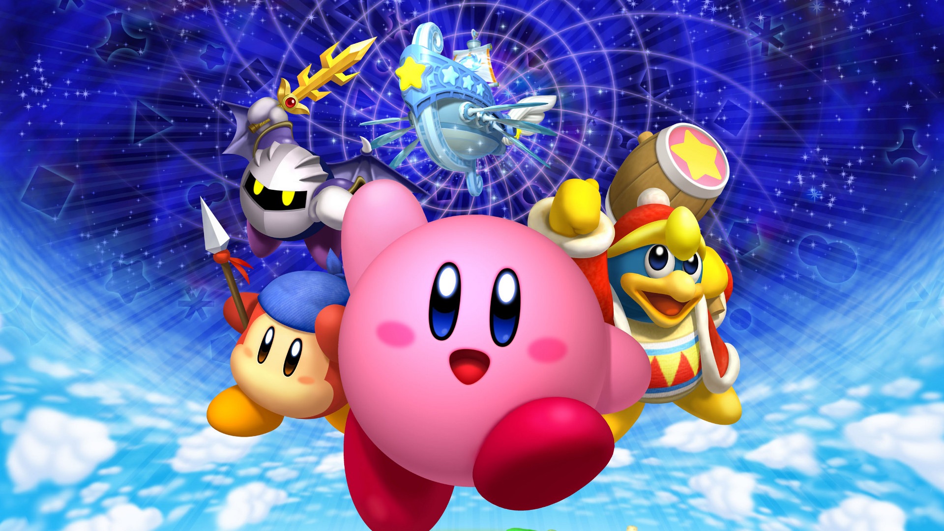 Kirby S Return To Dream Land Hd Wallpaper Background Image