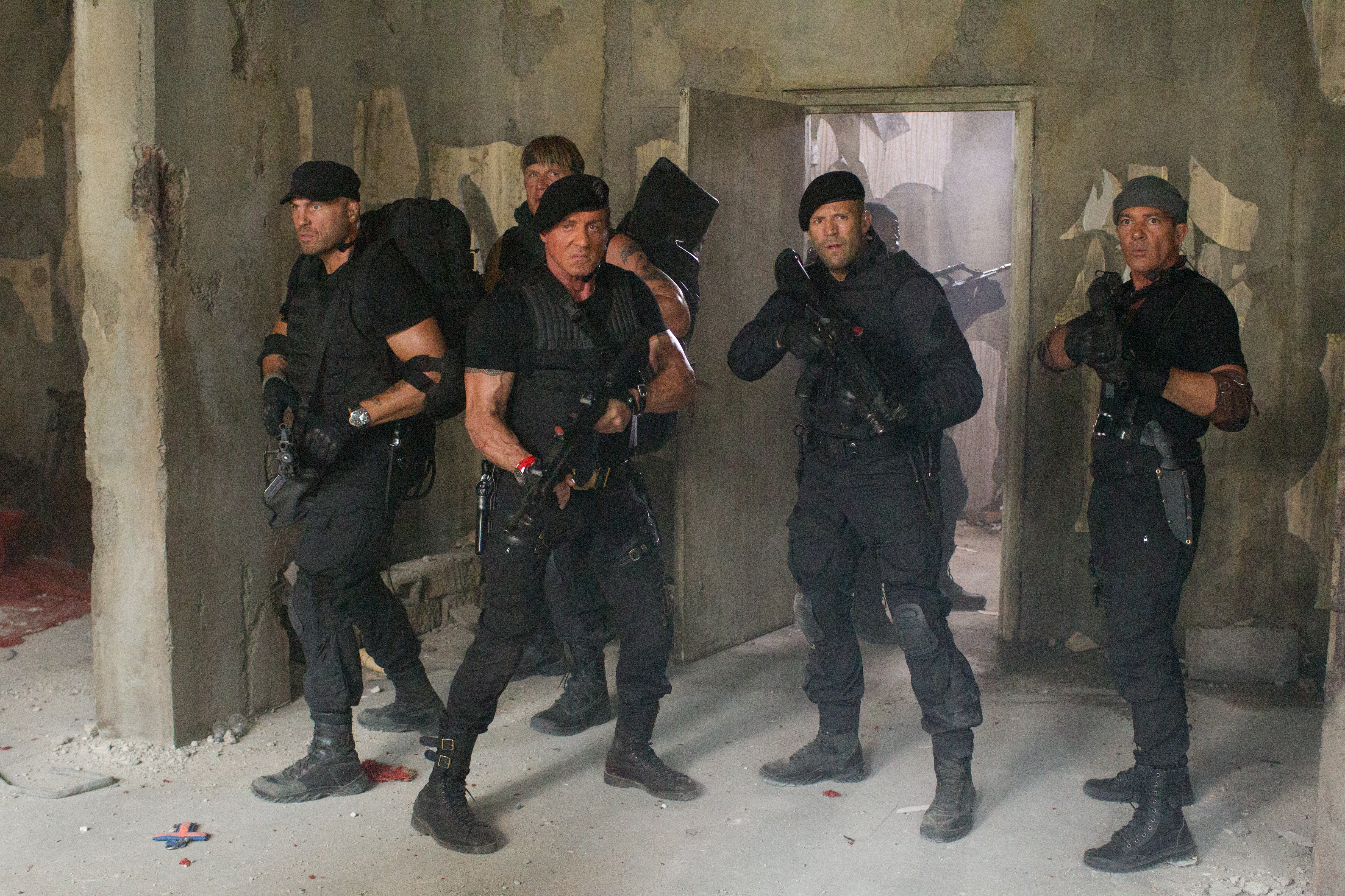 The expendables 3 4k ultra hd wallpaper background image 4896x3264 id 659262 wallpaper abyss - Security guard hd images ...