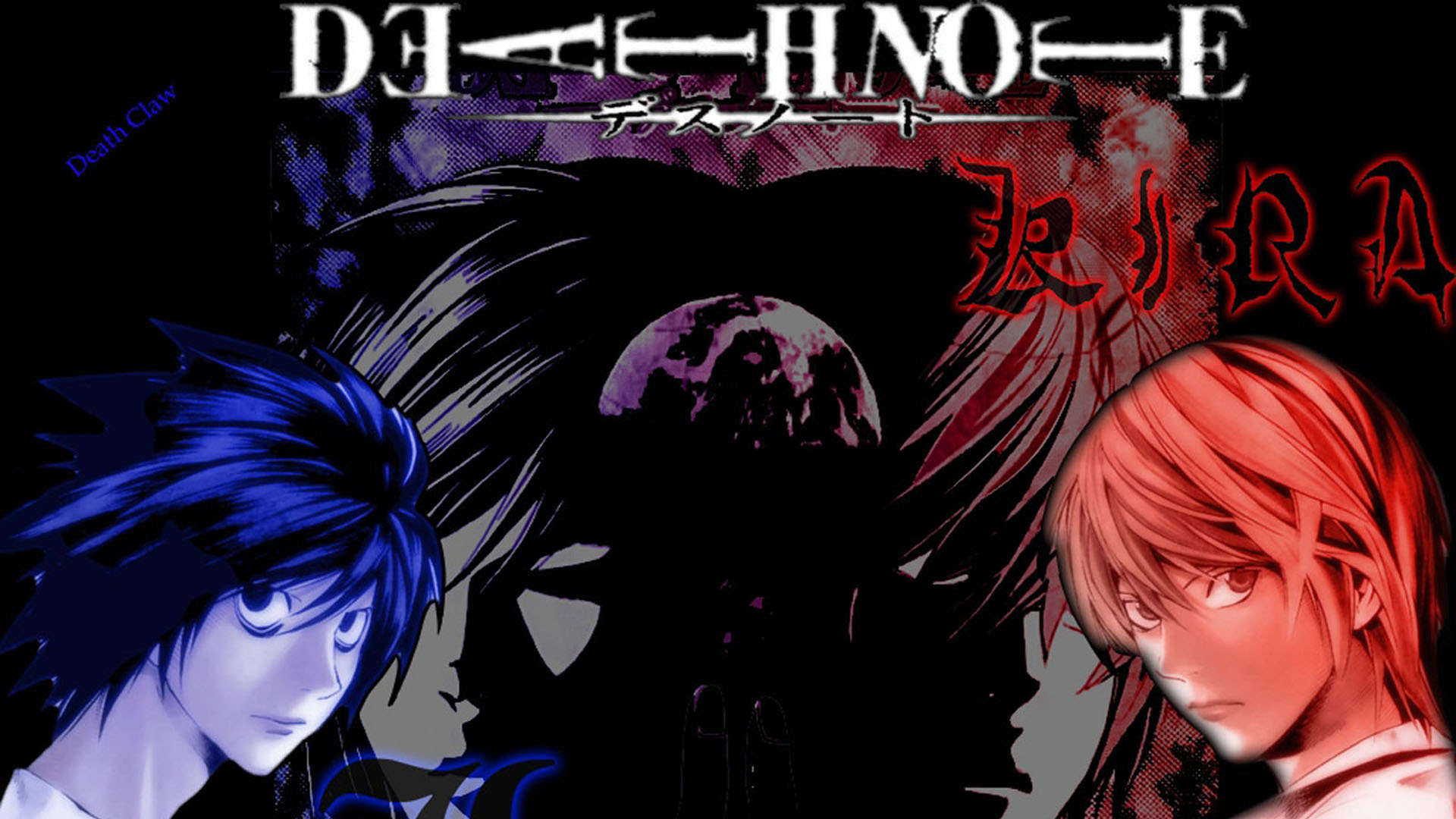 Top 332 Death Note Hd Wallpapers