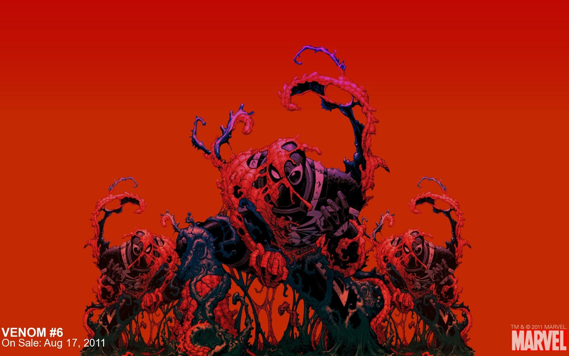 agent venom hd wallpaper background image 1920x1200