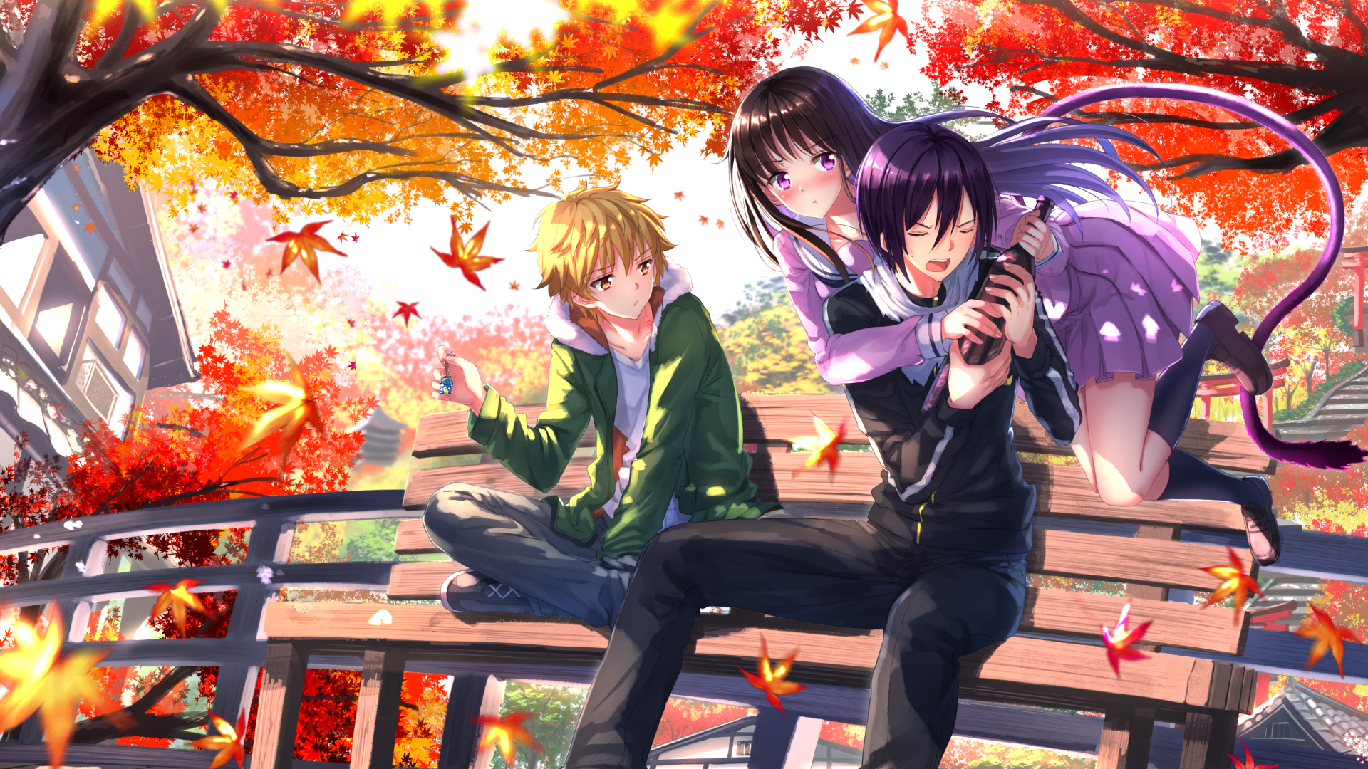 Hd Wallpaper Background Image Id X Anime Noragami