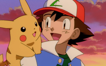 62 Ash Pokemon HD Wallpapers