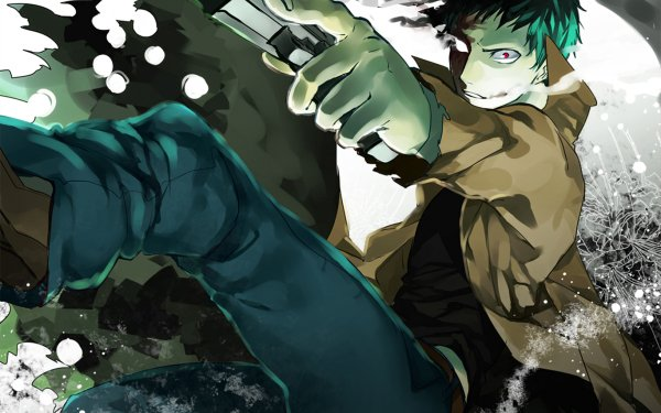 Anime One-Punch Man Zombieman HD Wallpaper | Background Image