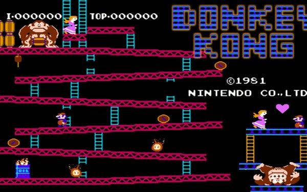 Video Game Donkey Kong HD Wallpaper | Background Image